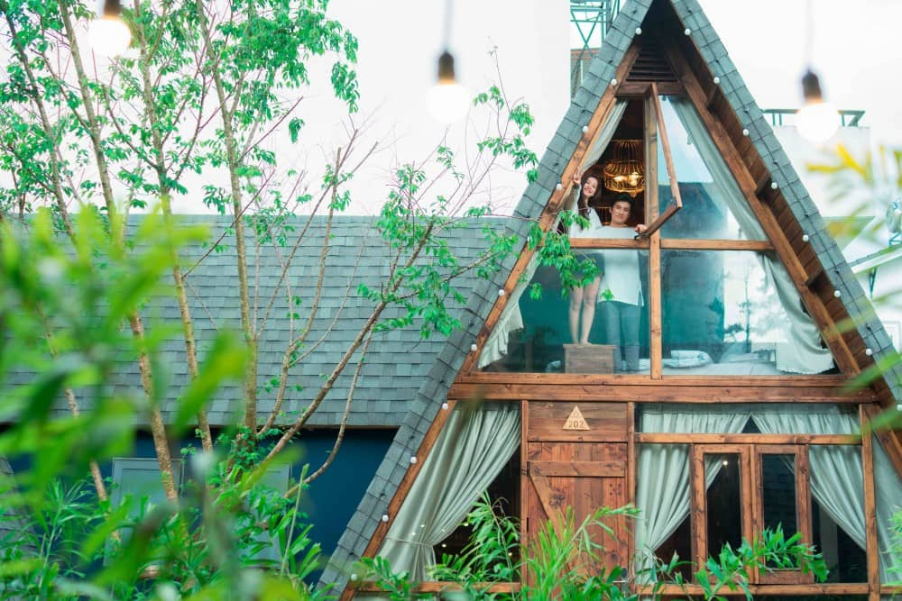 bungalow đà lạt